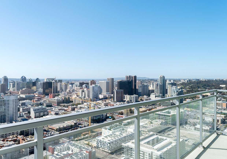 Views of Downtown San Diego
