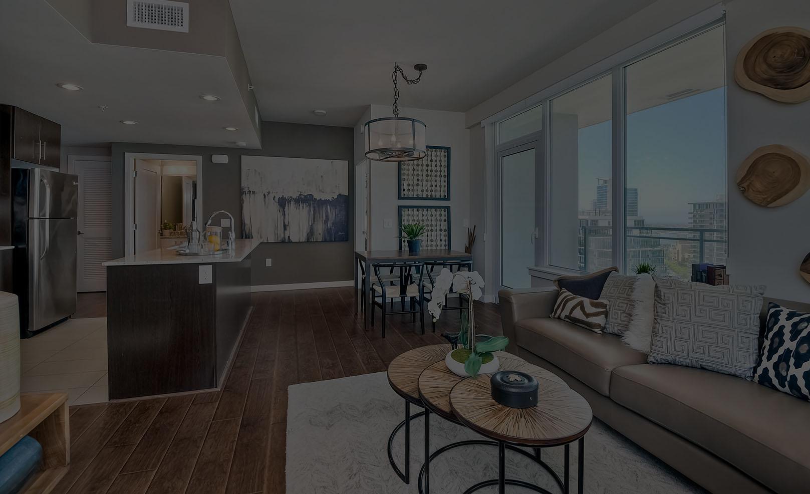 Pinnacle Apartment