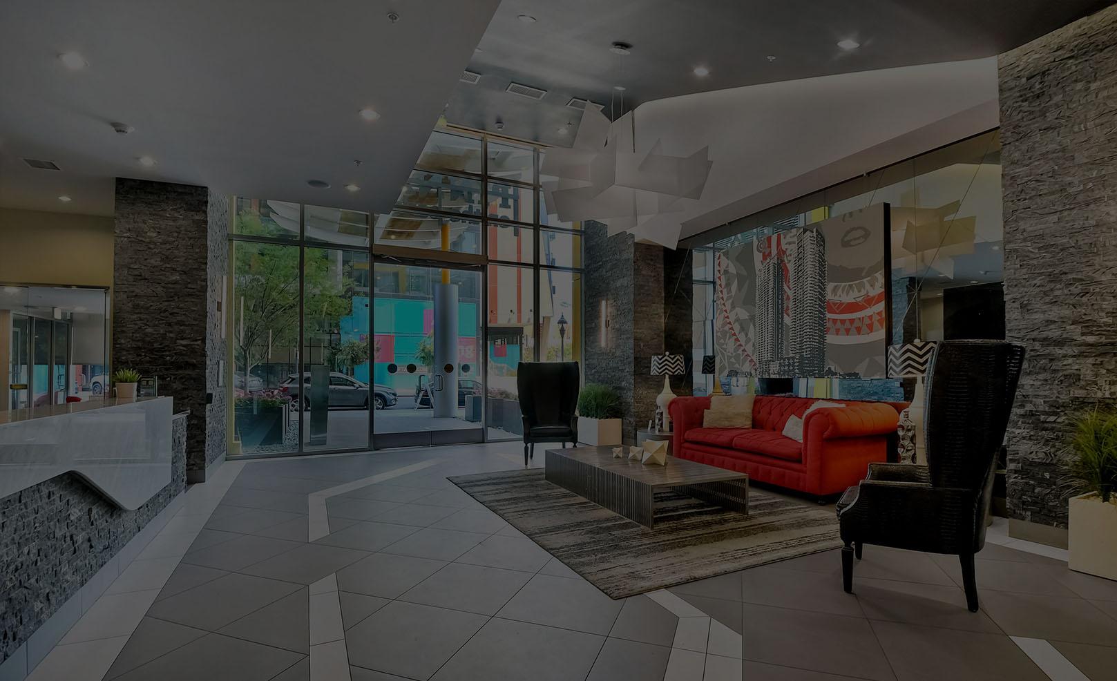 Pinnacle Lobby